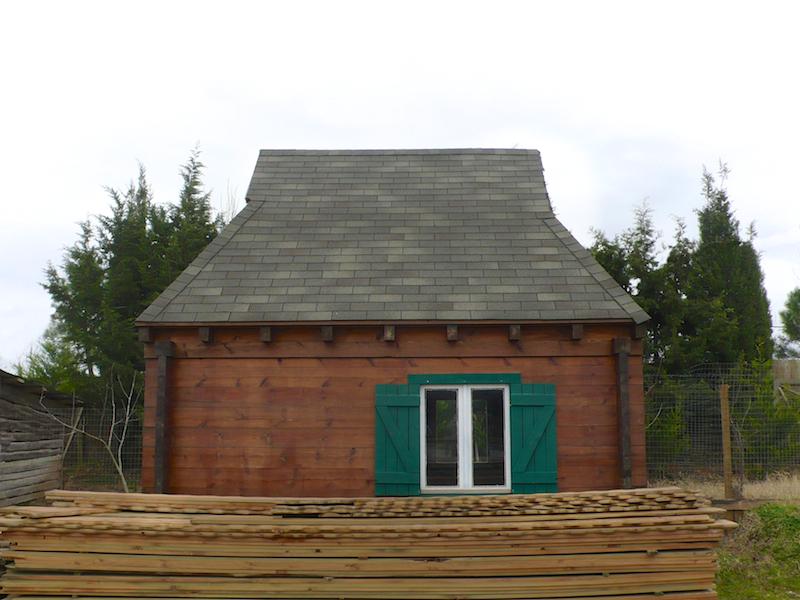 ahşap yapılar ev kütük ev