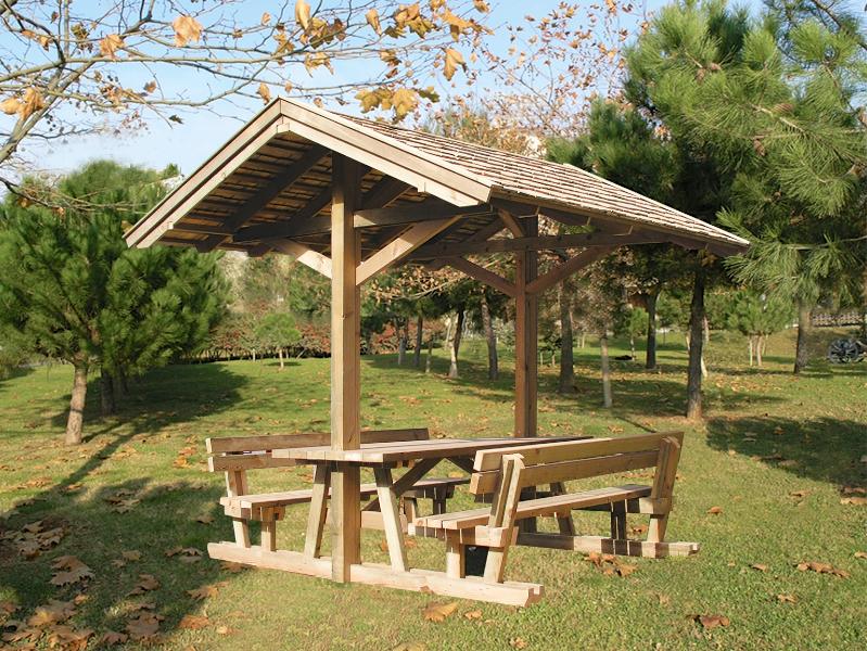 Çatılı Masa