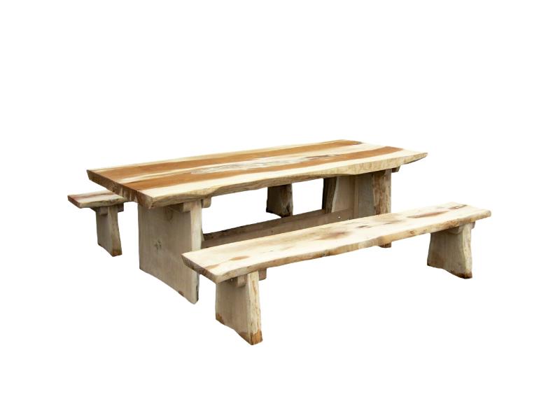 masif meşe masa