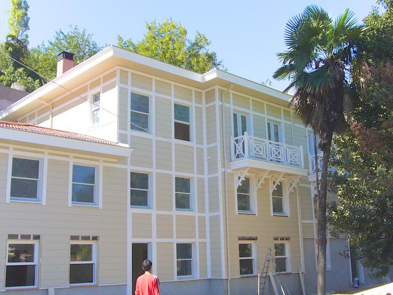 restorasyon ahşap bina